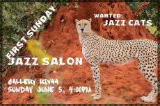 Jazz Salon Jun 5